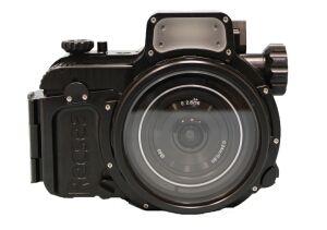 Fisheye caisson pour Sony NEX5