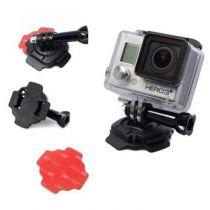 Fixation 360° pour GoPro