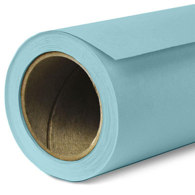 Fond papier bleu Alaska Blue - 100 BD