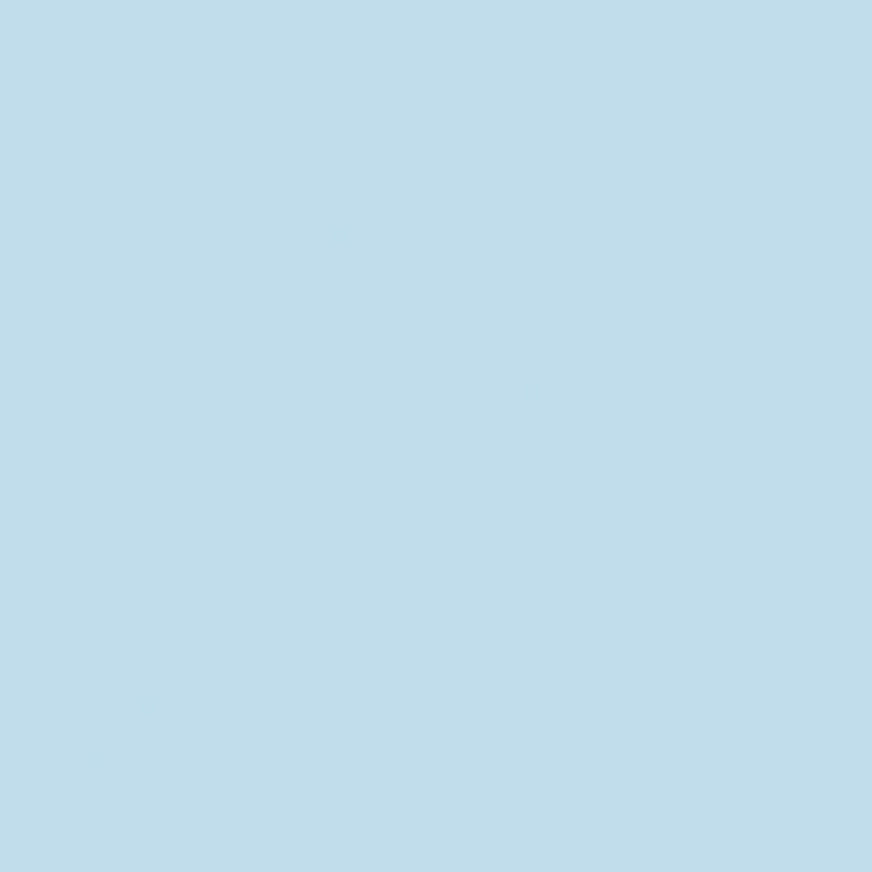Fond papier bleu Misti Blue - 115 BD