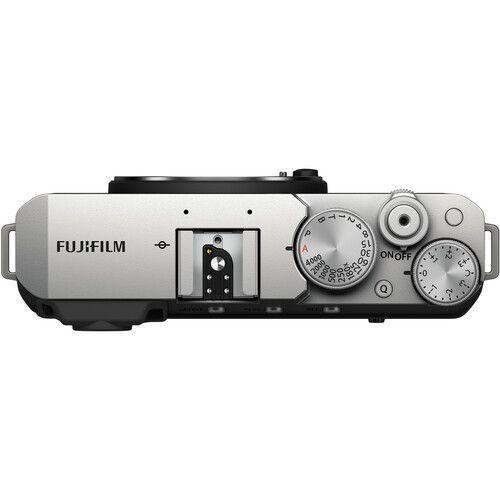 FUJIFILM X-E4 Boitier nu Silver