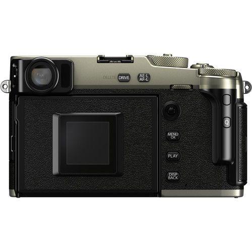 Fujifilm X-Pro3 (boîtier uniquement, Silver Dura)