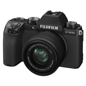 FUJIFILM X-S10 + XC 15-45 mm f/3,5-5,6 OIS PZ