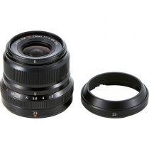 FUJIFILM XF 23 mm f / 2 R WR (noir)