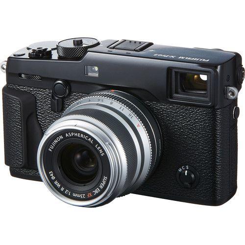 FUJIFILM XF 23mm f / 2 R WR (Argent)