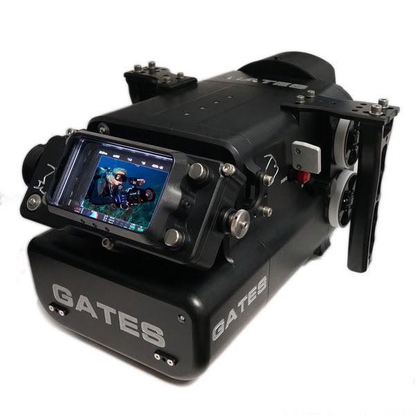 Gates Pro Action caisson pour RED Epic, Scarlet, Dragon et ARRI ALEXA Mini