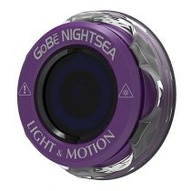 GOBE Light and Motion nightsea (fluo) violet