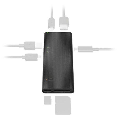 Hub USB Sony avec lecteur SD / microSD UHS-II
