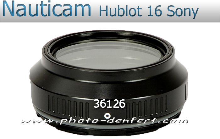 Hublot  Nauticam 16 mm Sony