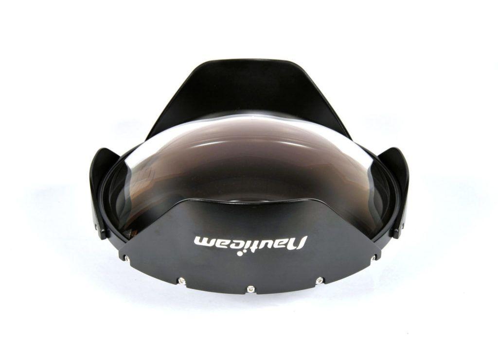 hublot grand-angle en verre optique N200 250mm (version profonde, profondeur nominale 100m)