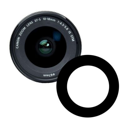 Ikelite anti reflet pour objectif Canon 10-18mm STM
