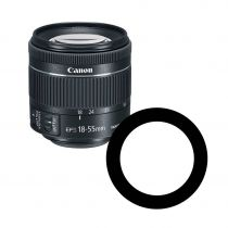Ikelite anti reflet pour objectif Canon 18-55mm