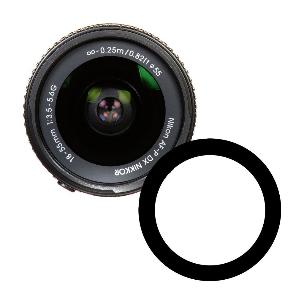 Ikelite anti reflet pour objectif Nikon 18-55 AF-P