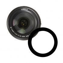 Ikelite anti reflet pour objectif Panasonic Lumix GX Vario 12-35mm F2.8 I ou II ASPH Power OIS