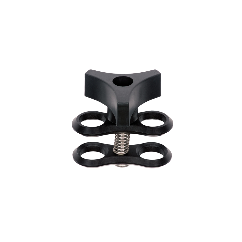 Ikelite clamp de serrage MKII pour accessoires léger
