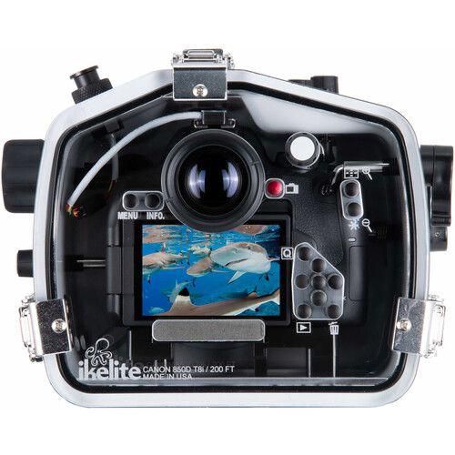 Ikelite DL caisson étanche pour Canon EOS 850D