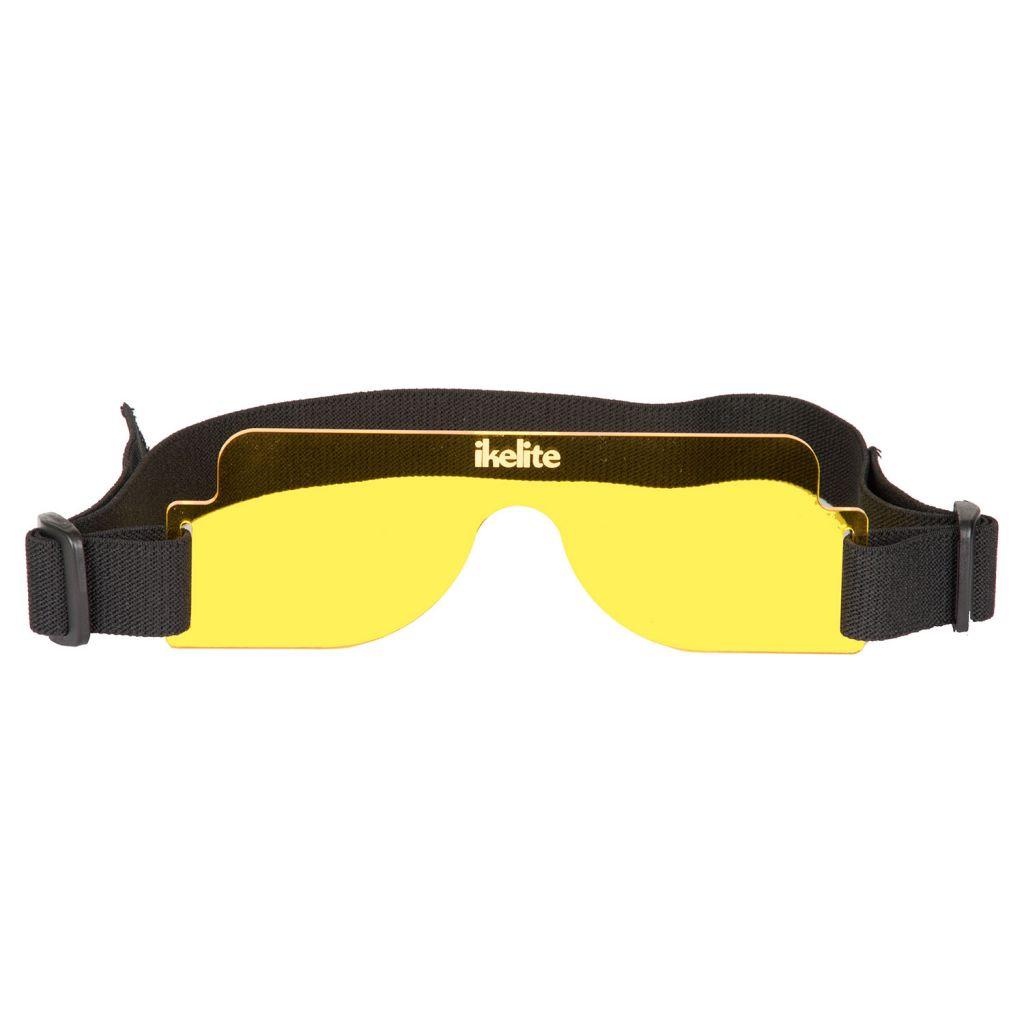 Ikelite filtre jaune de fluorescence pour masque