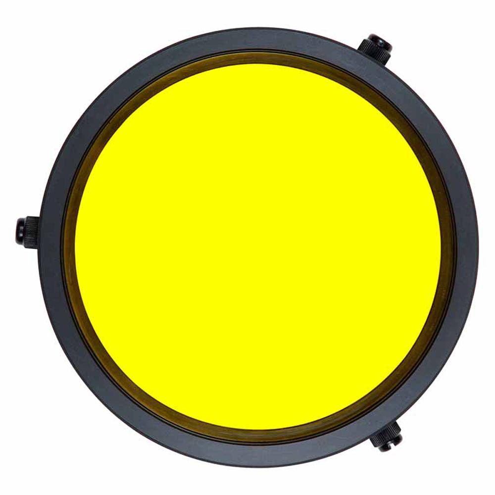 6441.17- filtre jaune hublot ikelite photodenfert