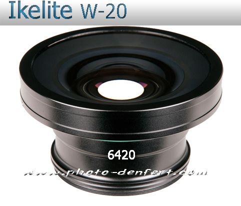 Ikelite W20 grand angle
