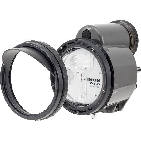 Inon paresoleil de remplacement pour flash Z330/D200