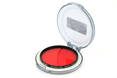 Keldan filtre de spectre D2 pour 7 à 15 mètres diamètre 77 mm