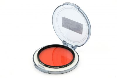 Keldan filtre de spectre S1 pour 2 à 7 mètres diamètre 77 mm
