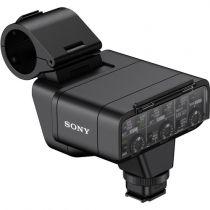 Kit adaptateur audio XLR à deux canaux Sony XLR-K3M avec microphone Shotgun