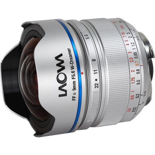 Laowa 9 mm f/5.6 FF RL Silver Leica M