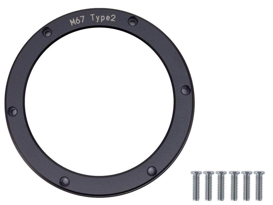 M67 Type2 bague pour UWL-95 C24
