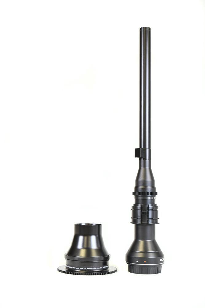 N120 ensemble de bague pour Laowa 24mm f/14 2x Macro Probe