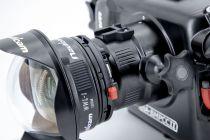 NA-BMPCCII caisson pour Blackmagic Pocket Cinema (Incl. vacuum  4 x porte batterie 18650 )