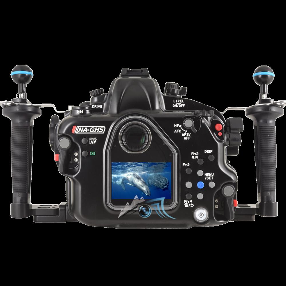 NA-GH5 Nauticam pour GH5 Panasonic