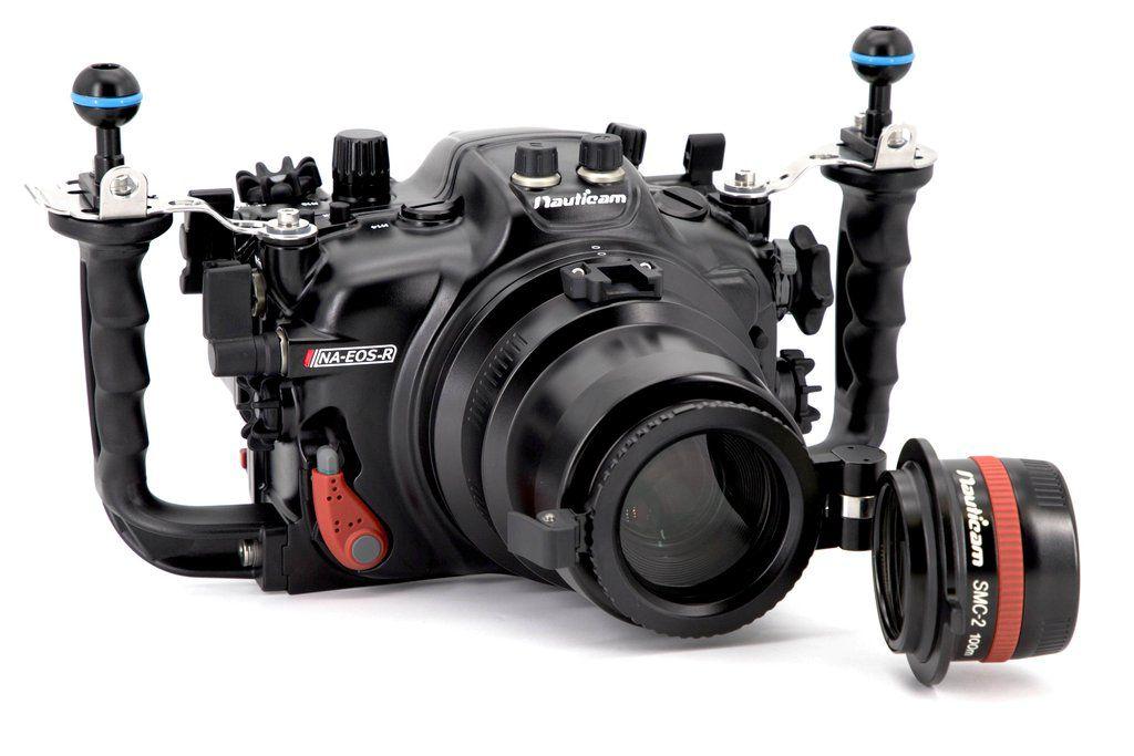 NA5DS caisson Nauticam pour Canon EOS R