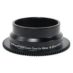 Nauticam bague N1855II-Z pour Nikkor 18-55 mm f3.5-5.6 GII