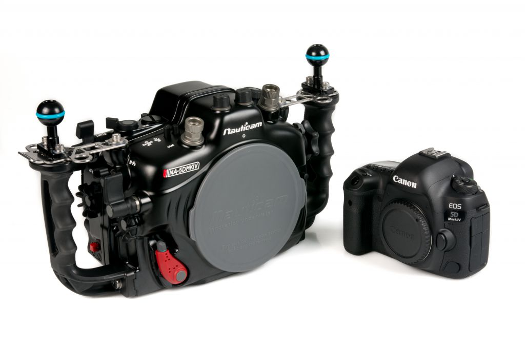Nauticam caisson étanche pour Canon 5D Mark IV