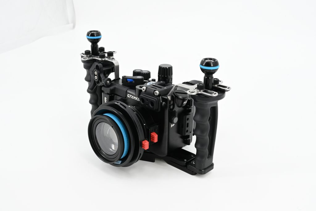 Nauticam caisson étanche pour Canon G7X III Powershot