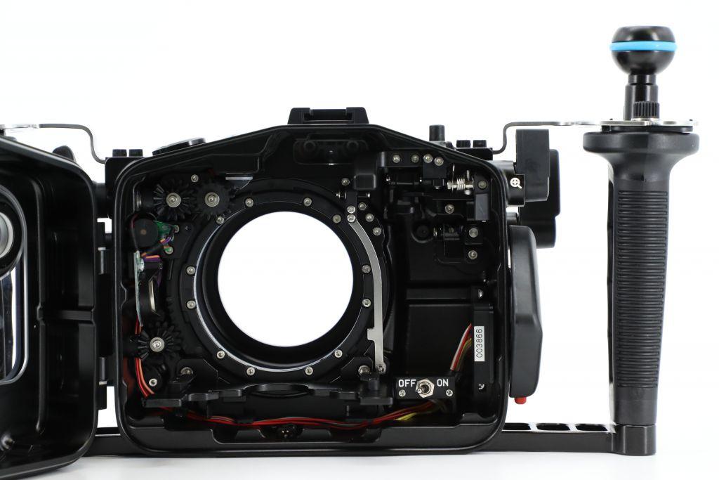 Nauticam caisson pour Sony Alpha 6400
