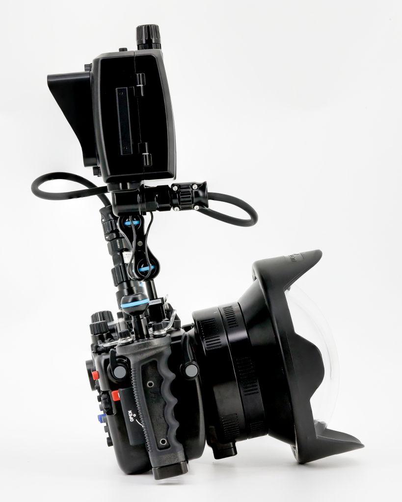 Nauticam caisson pour Sony Alpha A6600