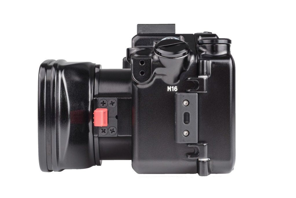 Nauticam caisson pour Sony RX100 M6
