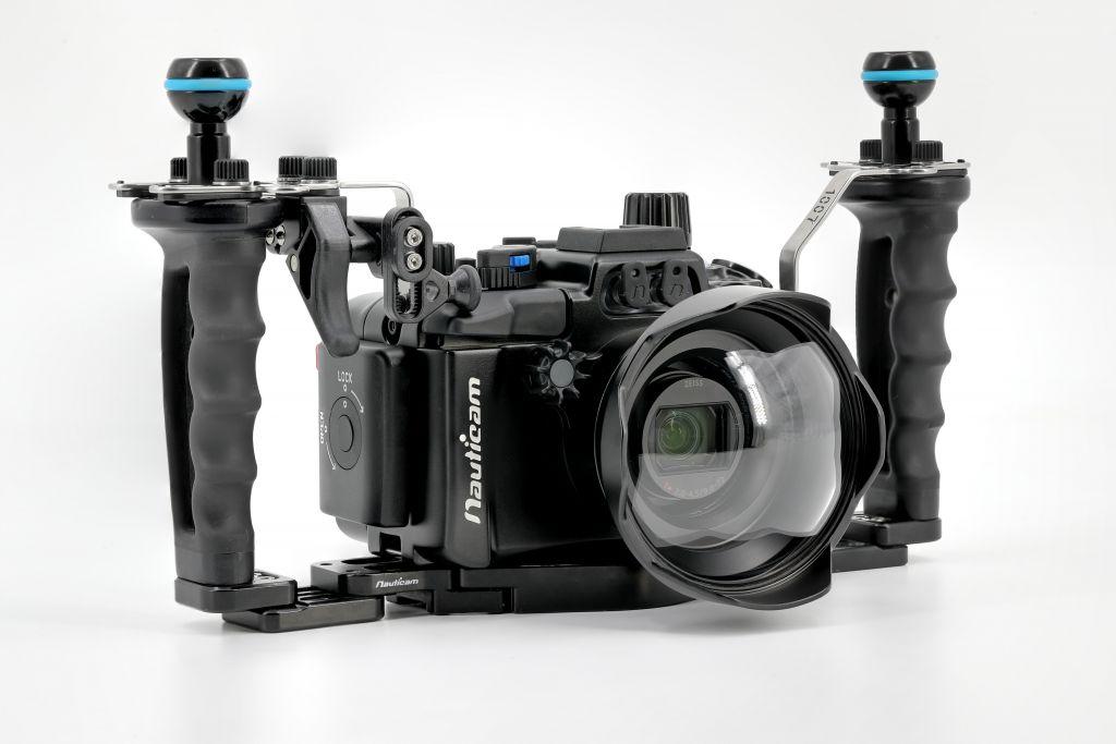 Nauticam caisson pour Sony RX100 M7