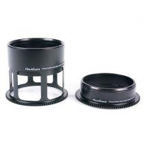Nauticam Cinema System Set de bagues pour Canon EF 16-35mm f / 2.8L III USM
