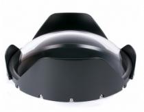 Nauticam dôme grand-angle en verre optique n120 250mm version 100 m