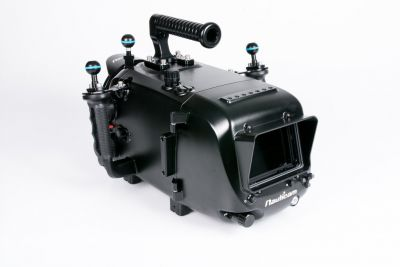 Nauticam Epic LT pour Red Epic & Scarlet (hublot N120, SmallHD502)
