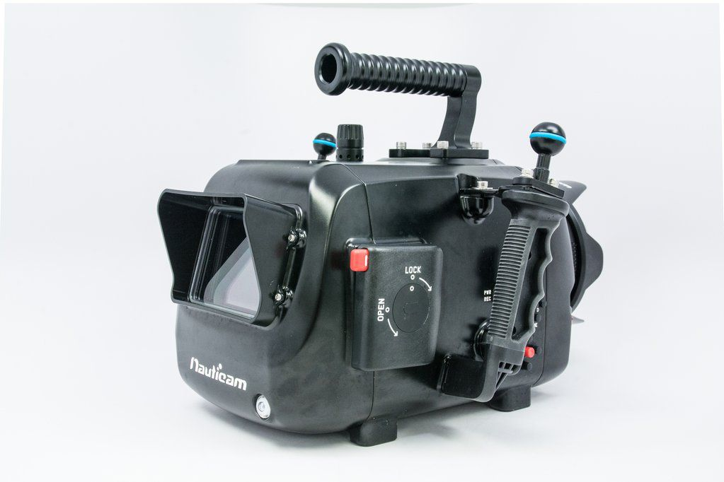 """NAUTICAM EPIC LT POUR RED EPIC & SCARLET (PORT N120, LCD 5 \""""REDTOUCH)"""