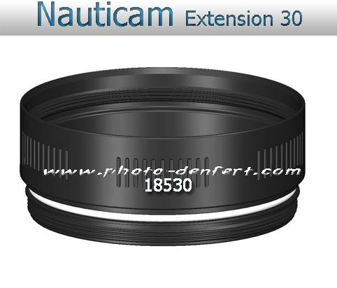 Nauticam Extension hublot 30
