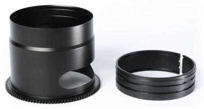 Nauticam N105VR-F pour Nikkor AF-S VR micro nikkor 105mm f2.8G IF ED