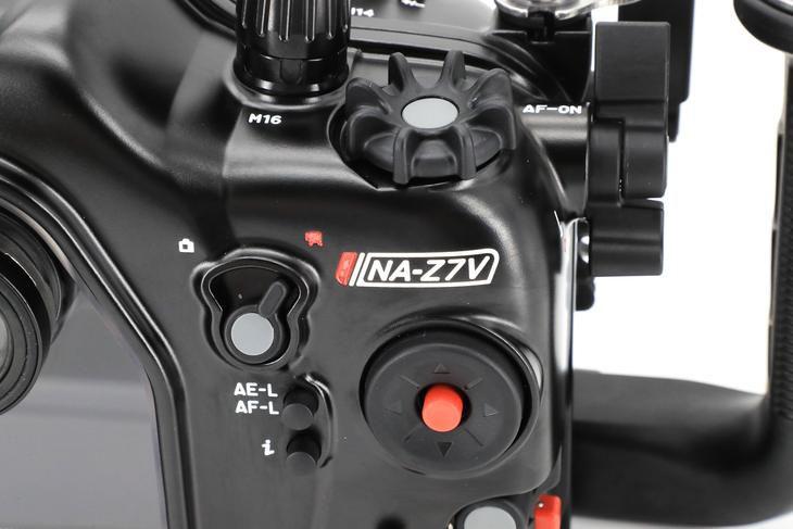 Nauticam Nikon NA-Z7 caisson pour Nikon Z7 / Z6 Camera vacuum inclus (à utiliser avec NA-Ninja V)