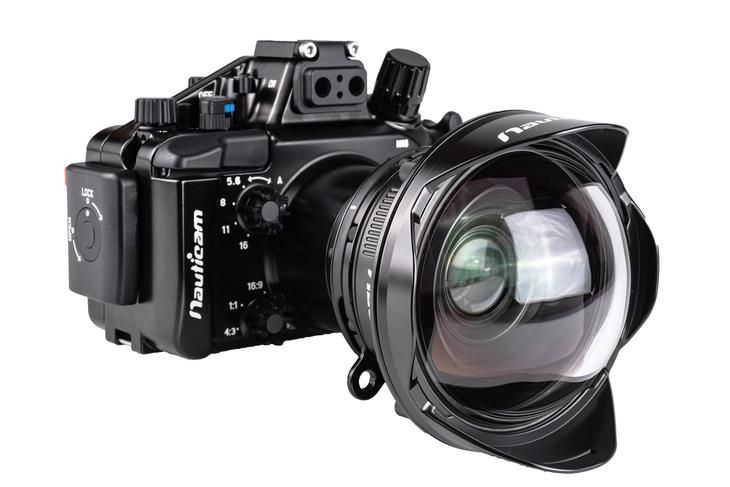 Nauticam pour LX100 II Panasonic NA-LX100 II