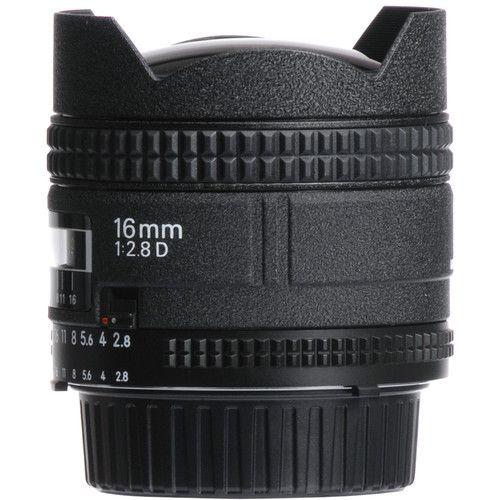 Nikon 16 mm f/2.8 AFD Nikon