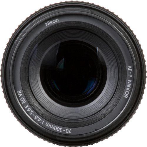NIKON AF-P 70-300 mm f/4,5-5,6E ED VR